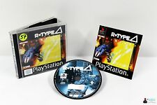 ★ Playstation PS1 Spiel - R-TYPE DELTA - Komplett in Hülle OVP ★
