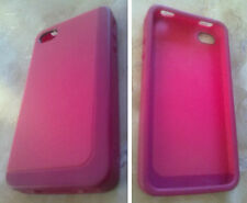 Coque rose bi-color pour Apple iPhone 4 / 4S