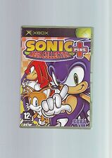 SONIC MEGA COLLECTION PLUS - ORIGINAL XBOX 20 GAMES / 360 COMPATIBLE - FAST POST