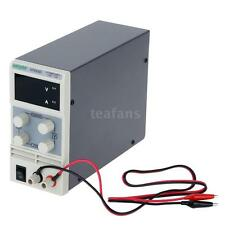KPS305D 0~30V 5A Adjustable Digital Switching DC Power Supply AC 110V US A7T2