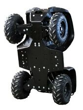 Iron Baltic Yamaha Grizzly 700 10mm HDPE PLASTIC FULL SKID PLATE