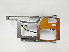 2003-2009 LEXUS GX 470 PANEL UPPER CONSOLE WITH COVER SHIFTING HOLE