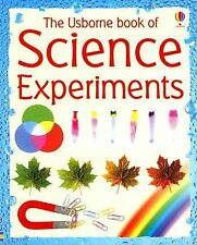 The Usborne Book of Science Experiments-ExLibrary
