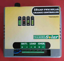 SOLAR CHARGE CONTROLLER  12V/10A/DC  DUSK TO DAWN AUTO FOR SOLAR STREET LIGHT