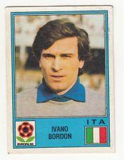RARE 1980 PANINI IVANO BORDON EURO UEFA CUP UNUSED SOCCER STICKER !!