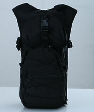 Black Oxford Sports Outdoor Backpack Waterproof Mountain Camping Bags