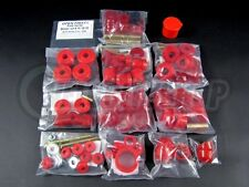 Energy Suspension Hyperflex Bushing Kit Red CRX Civic 88-91