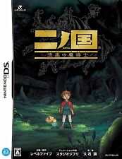 Ni no Kuni and Book Magic Master Ninokuni Nintendo DS Ghibli 0177