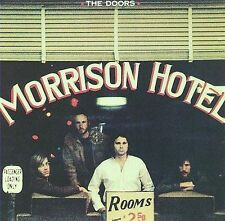 FACTORY SEALED AUDIO FIDELITY GOLD CD - LIMITED EDITION THE DOORS MORRISON HOTEL