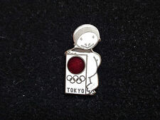 1964 TOKYO OLYMPIC PIN BADGE JAPANESE PINS