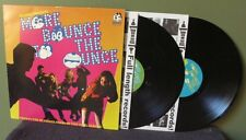 "VA ""More Bounce To The Ounce"" 2x LP OOP VG+ Queers Lillingtons Groovie Ghoulies"