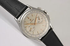 Omega vintage chronograph Medical! Steel case ref. 2463. Omega 320 movement!