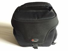 Lowepro Altus 140 shoulder bag for DSLR camera & shoulder strap, black, NEW