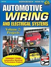 SA345 Automotive Wiring and Electrical Systems Vol. 2 : Projects vol. 2