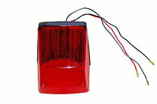 Yamaha TT600 E/R/RE rear light complete (97-99,00-01,04) - fast despatch