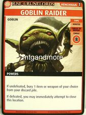 Pathfinder Adventure Card Game - 1x Goblin Raider - Burnt Offerings