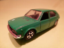 MEBETOYS A57 ALFA ROMEO ALFASUD - GREEN 1:43 - GOOD CONDITION