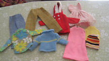 Mixed Lot of1960's Barbie Type Doll Clothes