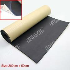 1Roll 5mm Car Sound Proofing Deadening Vehicle Insulation Closed Cell Foam
