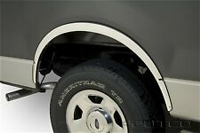Fender trim: 2004 Ford F150; full chrome