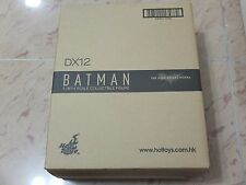 Hot Toys DX12 DX 12 Dark Knight Rises Batman Bruce Wayne Christopher NEW