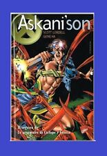 X Men Askani' Son Marvel Cartonato Come Nuovo