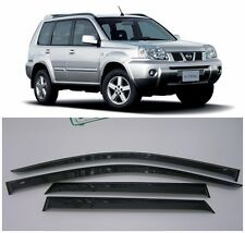 For Nissan X-Trail T30 2001-2007 Window Visors Sun Rain Guard Vent Deflectors