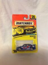 1996 Matchbox Superfast Mercedes GTC #35 New MOC