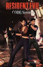 RESIDENT EVIL: CODE: VERONICA BOOK ONE (Wildstorm 2002 TPB #1 OOP ~ Hui King Su)