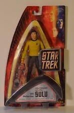 "Lieutenant Hikaru Sulu Star Trek (Wave Two) Art Asylum 8"" Action Figure"
