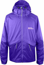 Red Ledge UNISEX THUNDERLIGHT RAIN JACKET Hyacinth med