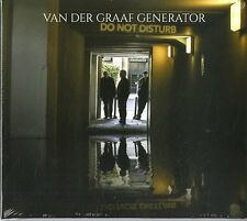 VAN DER GRAAFT GENERATION - DO NO DISTURB   -  CD  NUOVO SIGILLATO