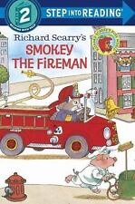 Step into Reading: Richard Scarry's Smokey the Fireman by Richard Scarry...