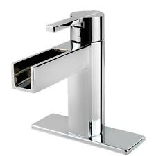 Pfister F-042-VGCC Vega 4 in. Waterfall Bathroom Faucet in Polished Chrome