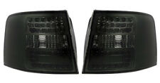 LED taillights rear LIGHTS set for AUDI A6 AVANT C5 98-05 in BLACK finish