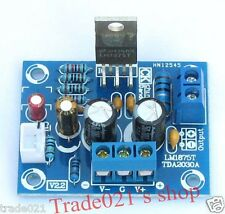 HIFI Mono Channel LM1875T Stereo Audio Amplifier Board DIY Kits 30W 14Hz-100kHz