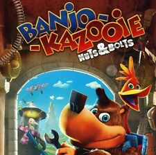 Microsoft XBox 360 Game BANJO-KAZOOIE: NUTS & BOLTS - COMPLETE!