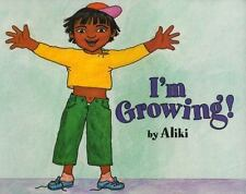 I'm Growing! (Let's-Read-and-Find-Out Science 1)-ExLibrary