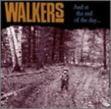 Walkers - And at the End of the Day - 1990 Giant Rockville NEW