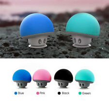 New Holde Portable Mushroom Head Bluetooth Speakers Wireless For iPhone Samsung