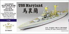 Five Star 1/700 FS700055 USS Battleship Maryland for Trumpeter