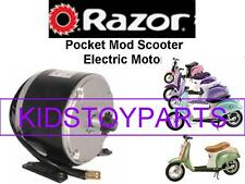 New Razor POCKET MOD EURO SPREE SCOOTER Electric Motor