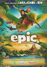 DVD EPIC la bataille du royaume secret film animation DREAMWORKS