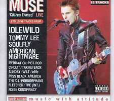 MUSE / IDLEWILD / TOMMY LEE / SOULFLY + ROCK SOUND CD Vol. 38