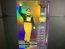 Insert Tony Stewart #20 Home Depot Wheels High Gear 2003 Card #TT 1/6 TOP TIER
