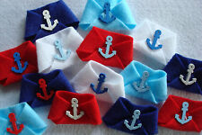 Nautical Baby Shower Game; Dirty Diaper Nautical Anchors; Unisex baby shower fun