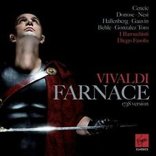 Vivaldi: Farnace, New Music