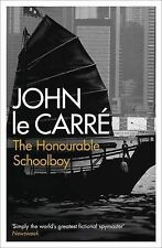 NEW THE HONOURABLE SCHOOLBOY BY JOHN LE CARRE PAPERBACK BOOK