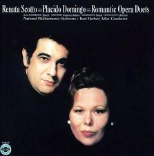 Placido Domingo-Romantic Opera CD NEW