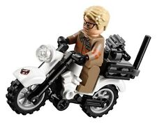 Lego Ghostbuster 75828 Kevin Minifigure & Bike New